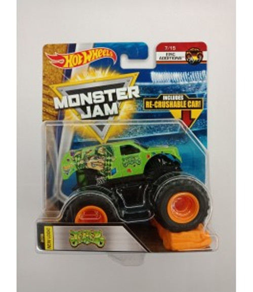 HOT WHEELS MONSTER JAM 1:64 - JESTER