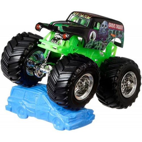 HOT WHEELS MONSTER JAM 1:64 - GRAVE DIGGER FLX23