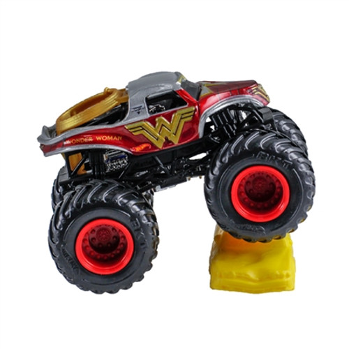 HOT WHEELS MONSTER JAM 1:64 - WONDER WOMAN