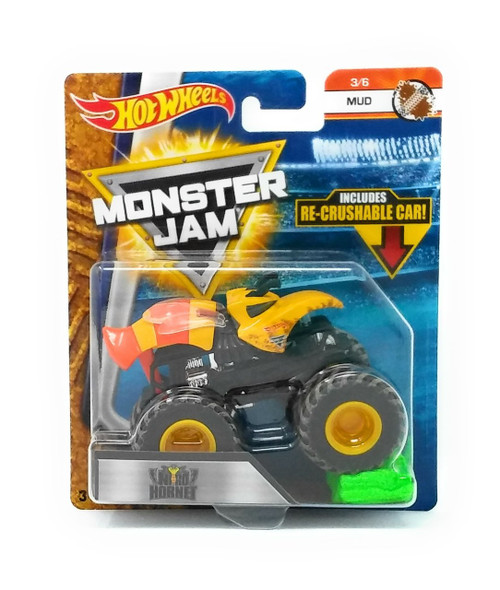 HOT WHEELS MONSTER JAM 1:64 - NITRO HORNET