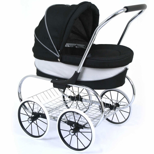 PRINCESS DOLL PRAM - RAVEN
