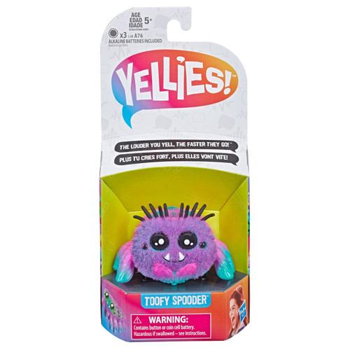 YELLIES - TOOFY SPOODER