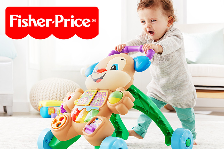 Fisher Price promotional image