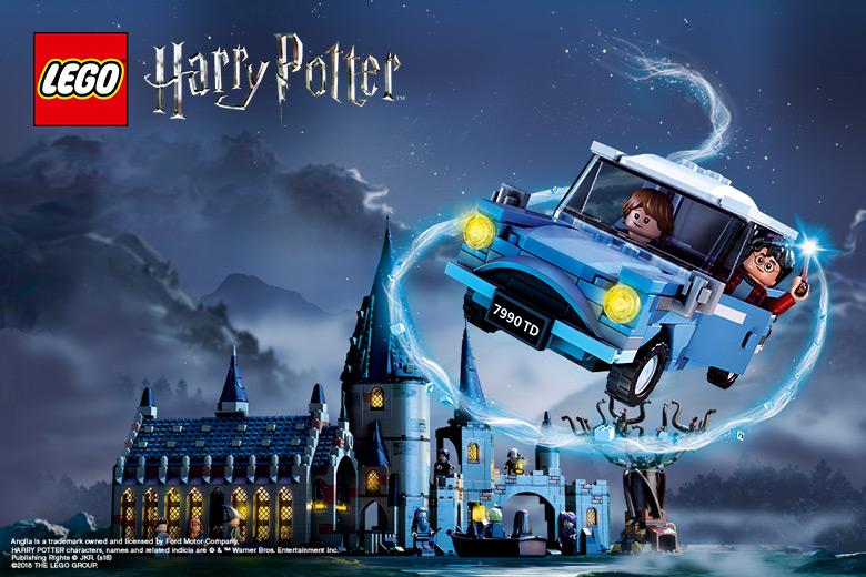 LEGO Harrp Potter