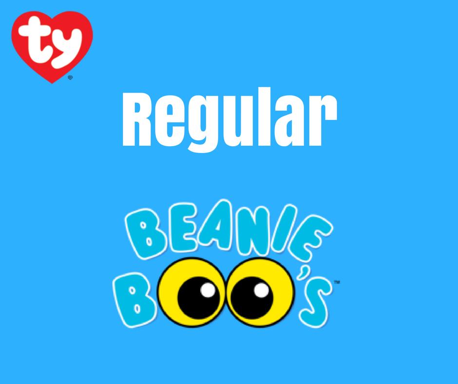 Beanie Boos Regular