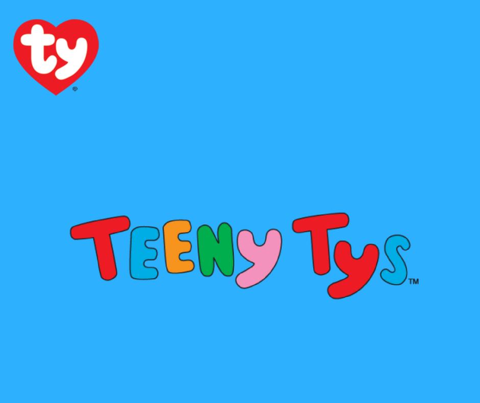 Beanie Boos Teeny Tys