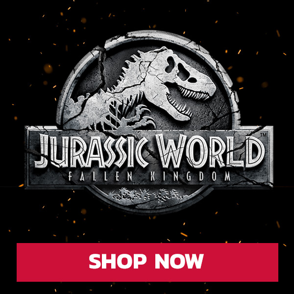 Jurassic World Fallen Kingdom call to action