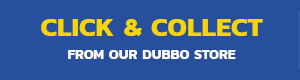 Click and collect from our Dubbo store
