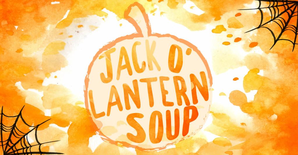 Jack O' Lantern Soup