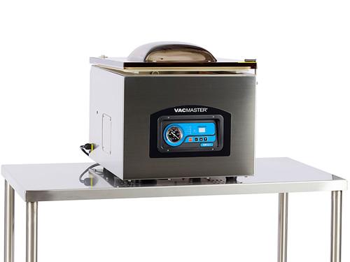 VP321 Chefs Choice Dual Seal Chamber Vacuum Sealer Factory Refurbished