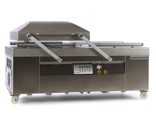 VacMaster VP734 Commercial Double Chamber Vacuum Sealer