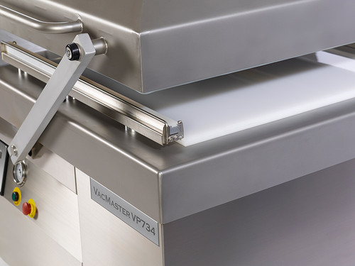 VP734 Dual Chamber Vacuum Sealer Unit
