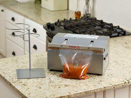 Keep food fresh with VacMaster bag sealer