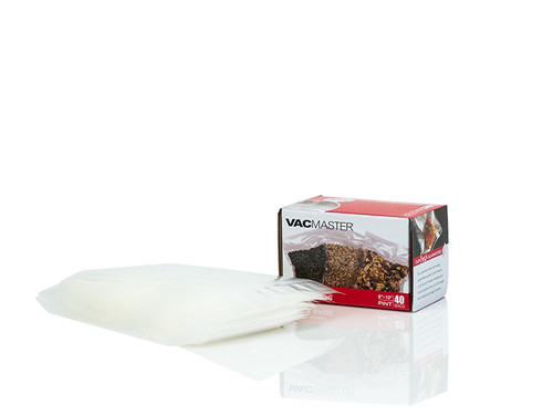 VacMaster Vac Seal Bags with Zipper