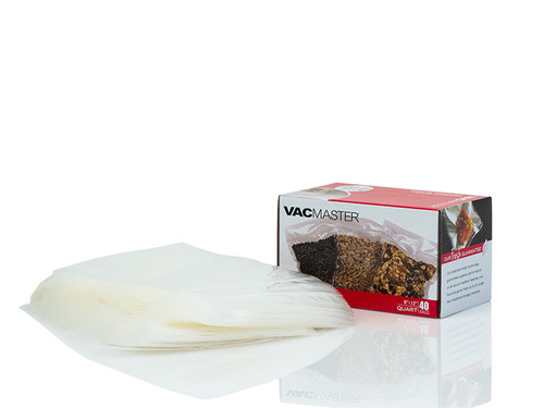Vacuum Seal Zipper Bags