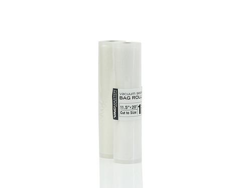"""Bulk - 11.5"""" x 20' Full Mesh Vacuum Seal Roll - 1 Pack"""