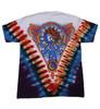 Grateful Dead  Bertha 2-Sided Tie-Dye T-Shirt