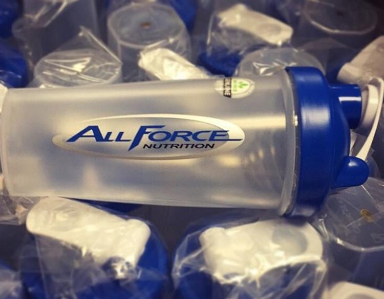 Custom All Force Blender Bottle