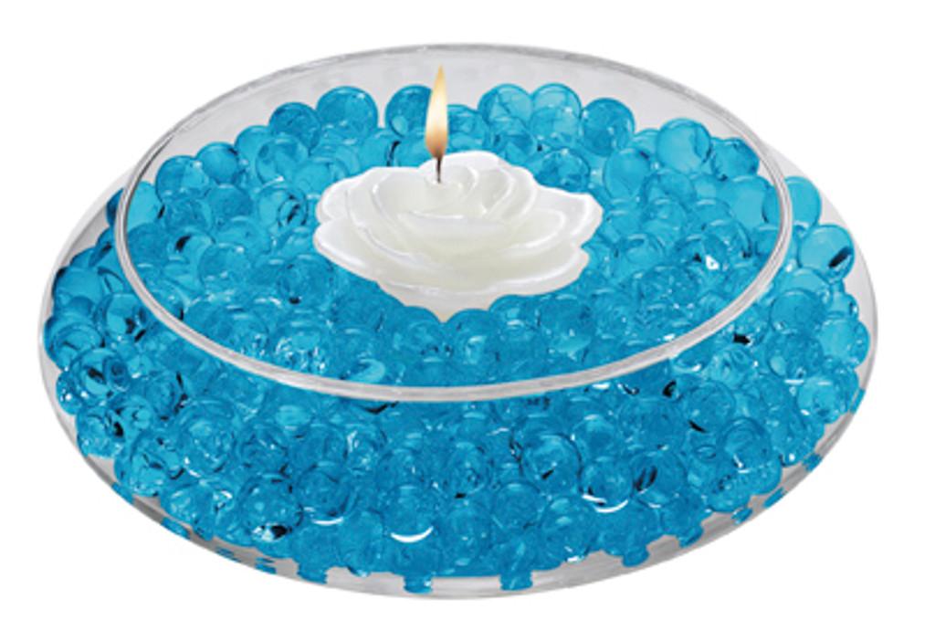 Water Storing Deco Cubes 10 oz Blue