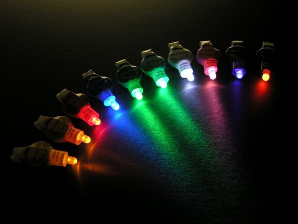 Pack of 10 Acolyte FloraLyte RGB