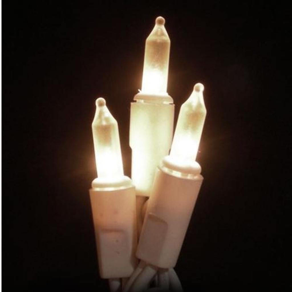 Victoria Lynn Bridal Lights - 50 Frosted Lights - 17.5'