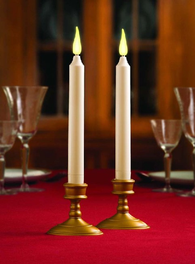 Single Classic 9-Inch Taper Candle