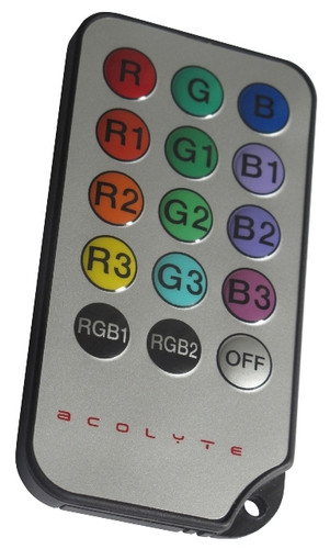 Acolyte Multi Color Remote Control