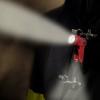 Streamlight Vantage 180 LED Flashlight in action