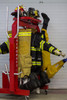 The BACKDRAFT 1000 Turnout Gear Dryer - Tilted