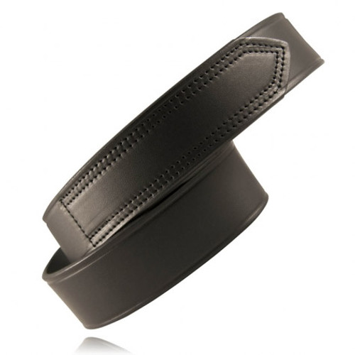 """1.75"""" Velcro Tipped Leather Belt - Plain Leather"""