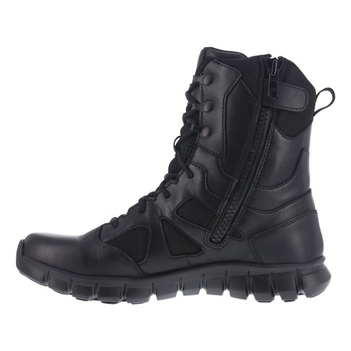 """Men's 8"""" Reebok Sublite Tactical Boot with Composite Toe"""