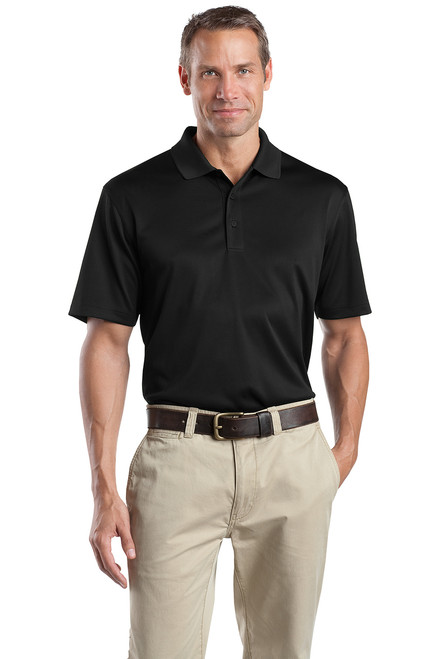 Cornerstone Select Snag-Proof Polo - CS412 - Black