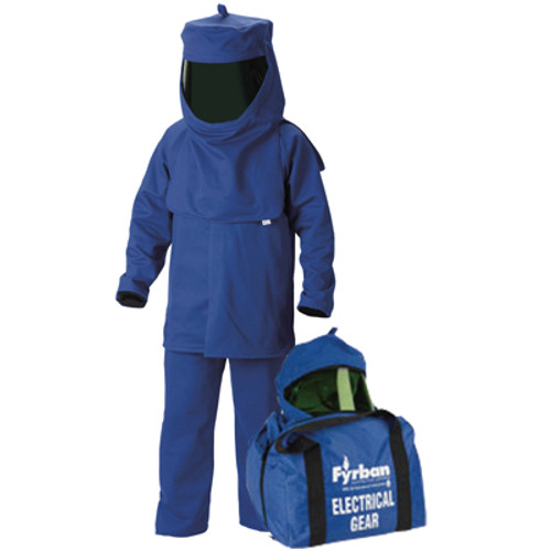51 Cal Arc Flash Protective Gear - Medium [CLEARANCE]