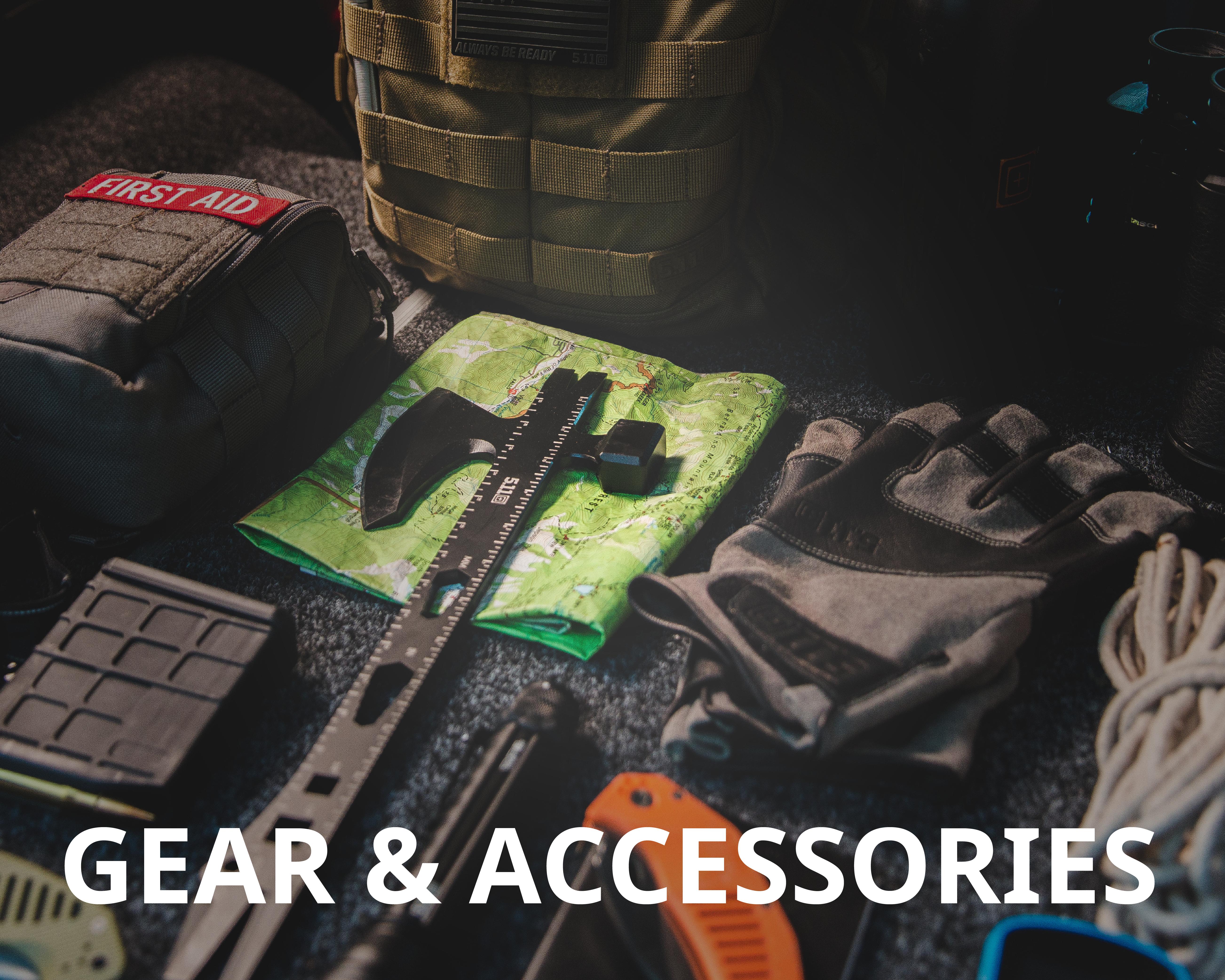 Bags & Gear