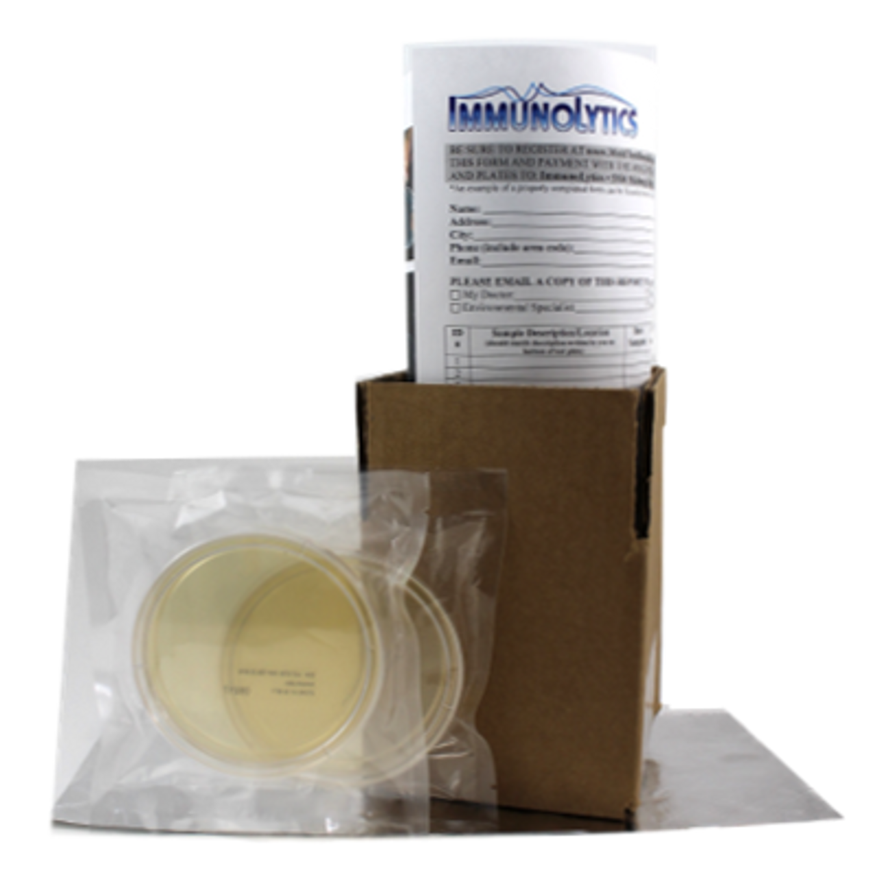 Diagnostic Mold Test Kit - Four Pack