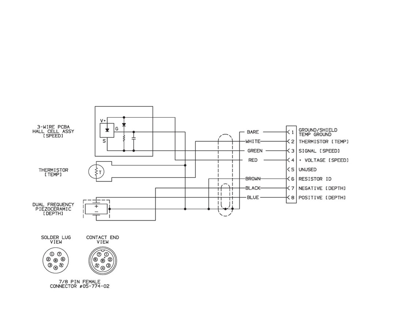 Thermistor Wiring Diagram Dual - Wiring Diagram Mega on acoustic transducer diagram, transducer wire color code, transducer block diagram, oxygen sensor diagram, transducer parts diagram, transducer cover, maf sensor diagram, chevy v6 o2 sensor diagram, transducer assembly diagram, transducer cable, gm o2 sensor diagram, map sensor diagram, 3 wire pressure sensor circuit diagram, transducer installation,