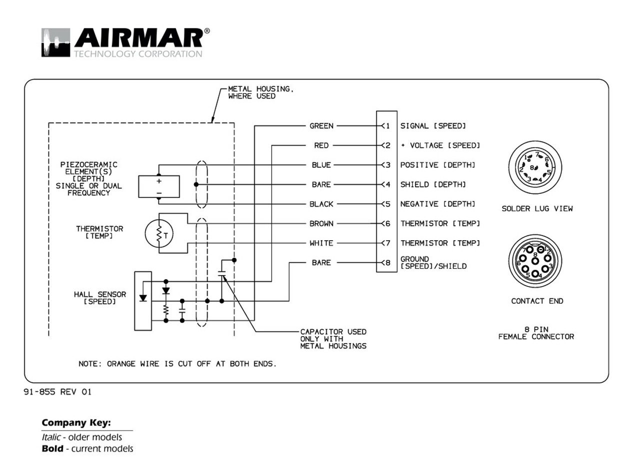 airmar wiring diagram sitex with fuji 8 pin blue bottle marine rh bluebottlemarine com