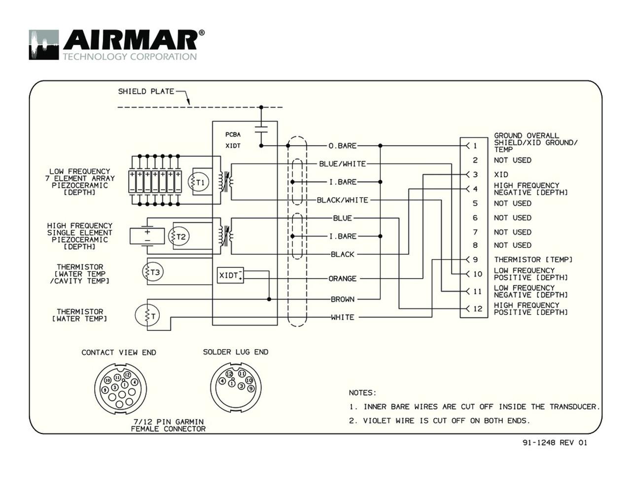 unilite distributor wiring for a gma