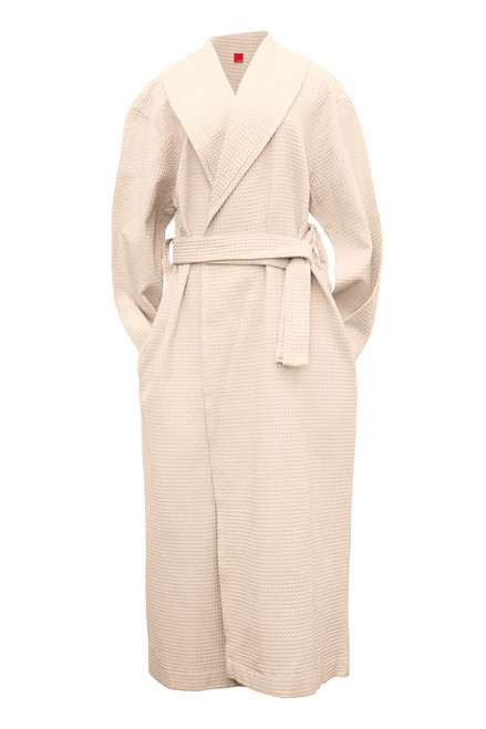 Waffle Robe/Dressing Gown Hooded Style