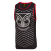 2018 Warriors Classic Sublimated Singlet - Adults