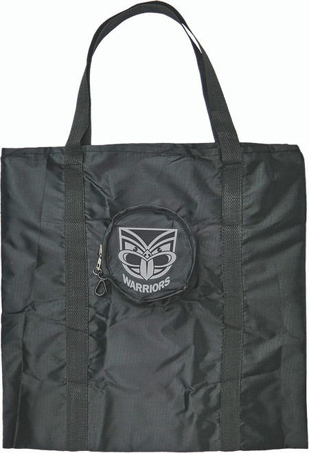 Warriors Foldable Tote Bag