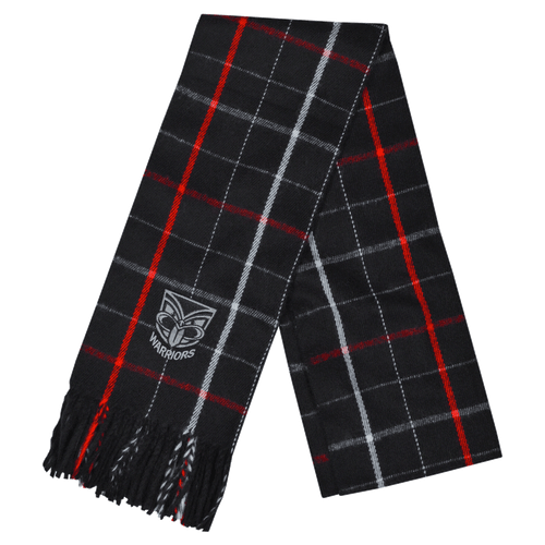 2015 Warriors Tartan Scarf