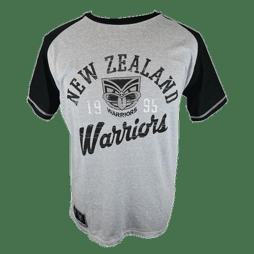 2016 Warriors Classic Mens Grey Tee
