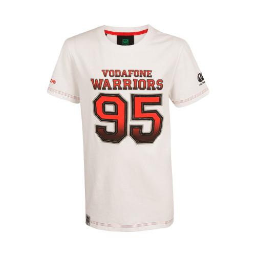 2017 Vodafone Warriors CCC 95 Tee - Kids