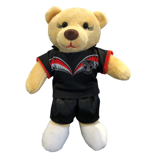 Warriors Girl Teddy Bear