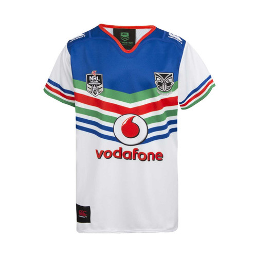 2018 Vodafone Warriors CCC Heritage Jersey - Kids