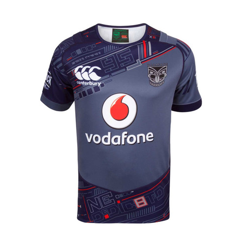 2018 Vodafone Warriors CCC Training Jersey - Adults