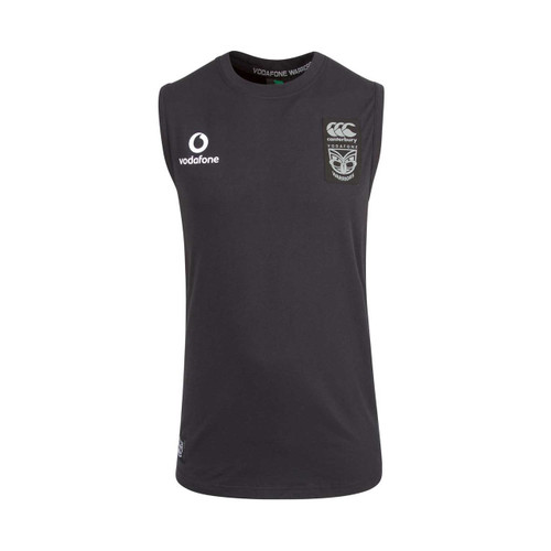 2018 Vodafone Warriors CCC Long Line Singlet - Adults
