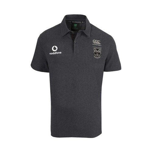 2018 Vodafone Warriors CCC Pre Season Polo