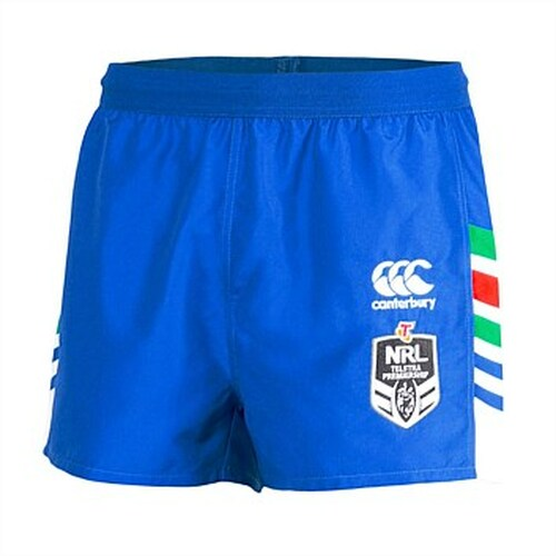2018 Vodafone Warriors CCC Heritage Shorts